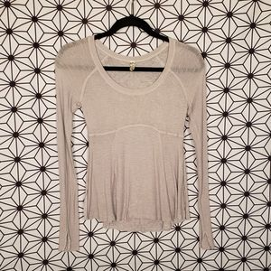 Free People Intimately Layering Knit Top